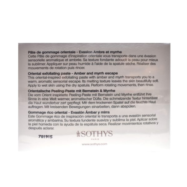 Sothys Corps-Pâte de gommage orientale SOTHYS®