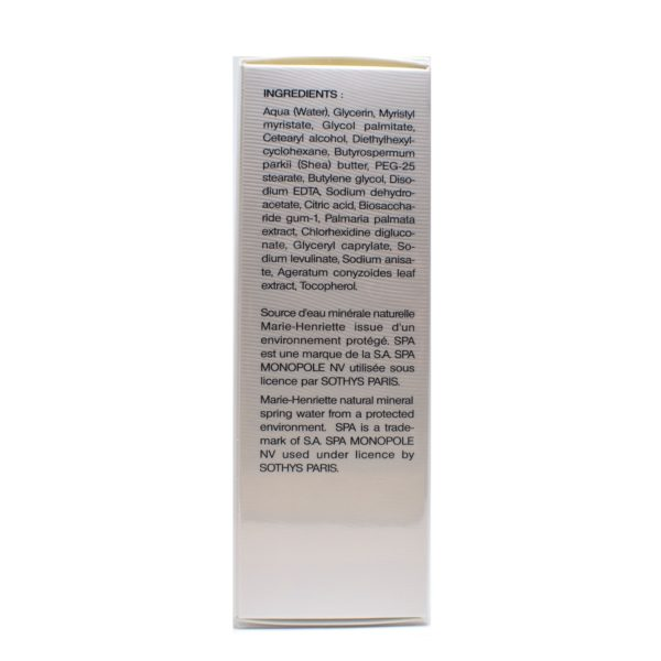 Peaux sensibles-Masque nutri-apaisant SOTHYS®