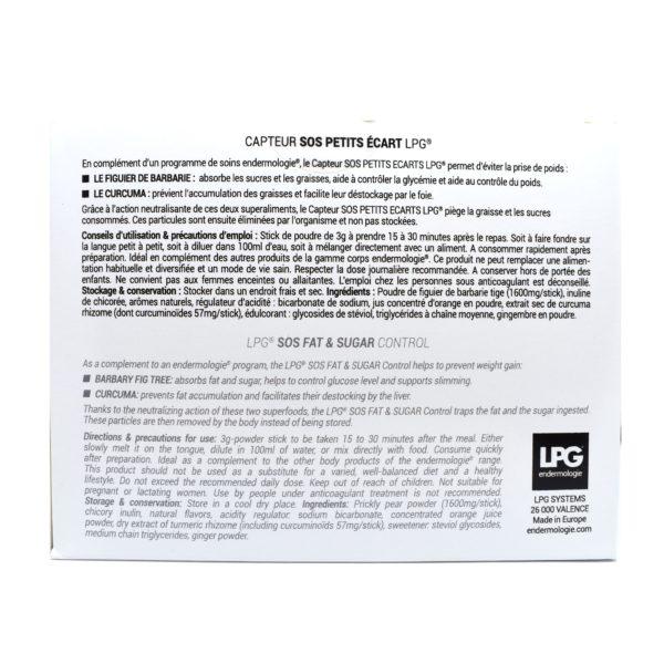 LPG-Capteur SOS PETITS ECARTS LPG®