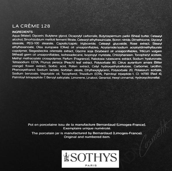Sothys Visage-La crème 128 luxe SOTHYS®