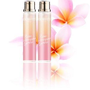 Sothys Corps-Eau parfumée Fleur de frangipanier et prune SOTHYS®