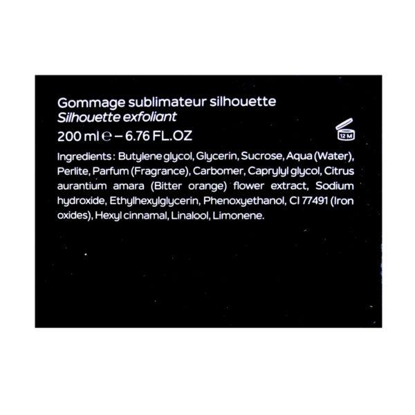 Boutique Sothys-Gommage sublimateur silhouette SOTHYS®