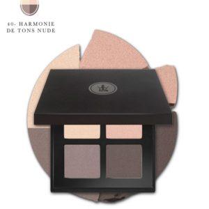 Boutique Sothys-Palette yeux 4 couleurs - 40 harmonie nude SOTHYS®