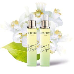 Boutique Sothys-Eau parfumée Citron et Petitgrain SOTHYS®