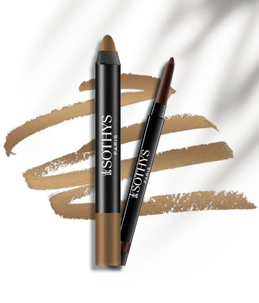 Boutique Sothys-Duo Smoky yeux 30 Brun et kaki sumba SOTHYS®