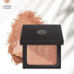 Boutique Sothys-Poudre illuminatrice paupières teint & décolleté 20 Bronze Sumatra SOTHYS®