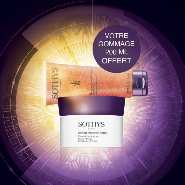 Boutique Sothys-Coffret Jeunesse corps SOTHYS®