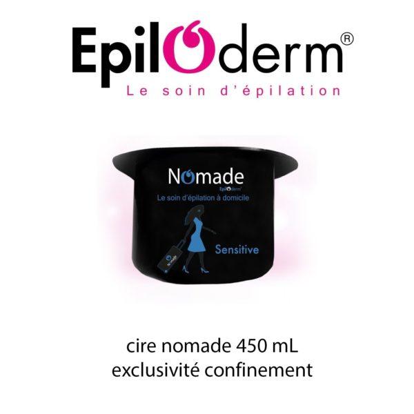 Epiloderm-Cire Nomade Epiloderm® Sensitive