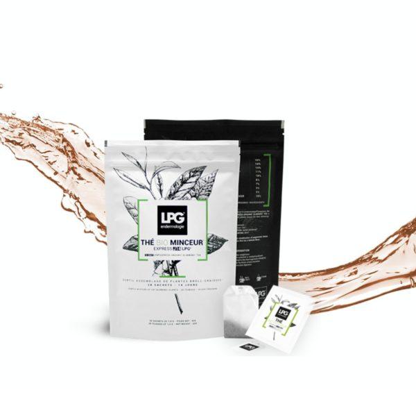 Nutri-cosmétiques-Thé BIO minceur J-14 LPG®