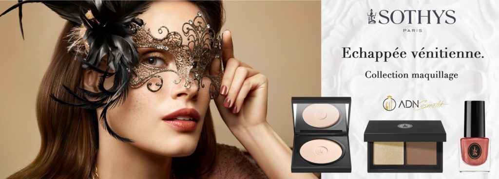 maquillage sothys - nouveau look maquillage 2020